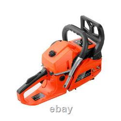 3.5HP Chainsaw Gasoline Powered Handheld Chain Saw 62CC Engine 2021 NEW US TOP