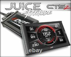 Edge Juice with Attitude CTS2 21502 & EGT Probe For 2006-2007 GM 6.6L Duramax