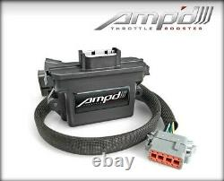 Edge Products 18854-D AMPd Throttle Booster For 2005-2010 Ford 6.0L & 6.4L