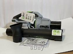 Ego 650 CFM POWERFUL Cordless 56V Handheld Blower LB6500 No Battery No Charger