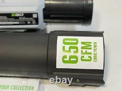 Ego 650 CFM POWERFUL Cordless 56V Handheld Blower Tool Only New