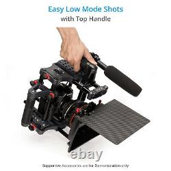 Filmcity Power Camera Cage for DSLR DSLM Video Camera, for Handheld / Tripod Use