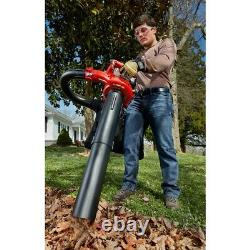 Gas Powered Leaf Blower Cordless Vacuum Mulcher Handheld Portable Tool 150 MPH