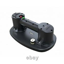 Grabo TWIN PACK Plus Cordless 14.8v Battery Powered Vacuum Suction Pad Lifter