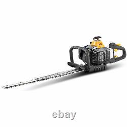 Hedge Trimmer Gas Powered Double Sided Blade Multifunctional Chainsaw Cutter