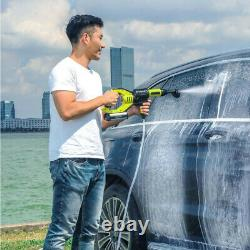 JIMMY High Pressure Handheld Wireless Car Washer Cordless Water Power Cleaner