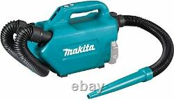 Makita DCL184Z Cordless Vacuum Cleaner, 18V, 38With5.4kP Suction Power, Unit Only