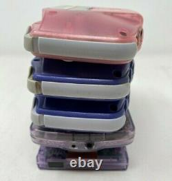 Nintendo Game Boy Handheld Systems Lot of 5 Power Issues Will Not Turn On Read