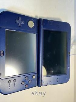 Nintendo New 3DS XL Galaxy Style Portable Handheld Wont Power On