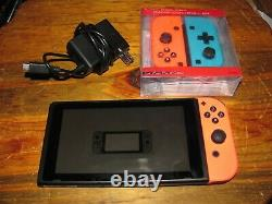 Nintendo Switch HAC-001 Handheld Gaming Console with Power supply