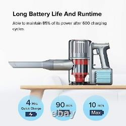 Roborock H6 Cordless Handheld Vacuum with 150AW Power Suction, Lightweight (3lb)