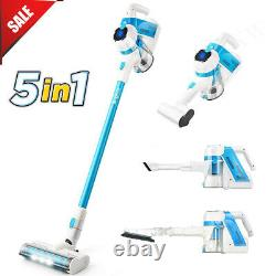 SIMPFREE-Animal Cordless Vacuum Cleaner 5-IN-1, Powerful&Lightweight Home 5 in 1