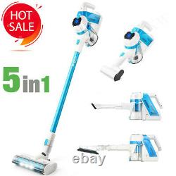 SIMPFREE Cordless Vacuum Cleaner 5-IN-1 Powerful & Lightweight Vacuum with Pets