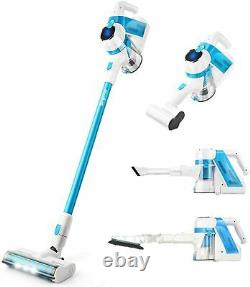 SIMPFREE Cordless Vacuum Cleaner 5-IN-1 Powerful & Lightweight with Pets NEW