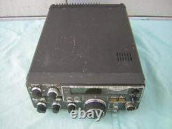 TRIO TR-9300 50MHz All Mode Transceiver WithHandheld microphone, power cable