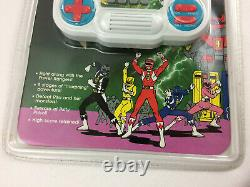 Tiger Electronics Mighty Morphin Power Rangers Handheld LCD Game NEWith SEALED