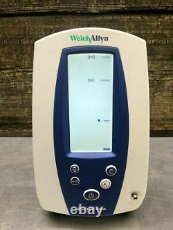 Welch Allyn 420 Spot Vital Signs Monitor with NEW Hose/Flexi Conn/Power Adapt