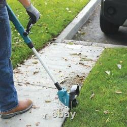 XRU02Z Electric Cordless String Trimmer Weed Eater Telescoping Shaft Makita